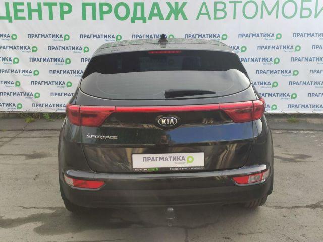 Купить б/у KIA Sportage, 2017 год, 150 л.с. в Петрозаводске