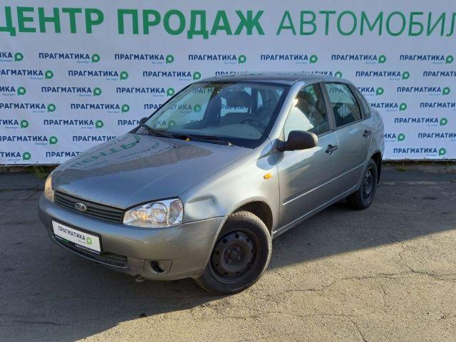 Купить б/у ВАЗ (LADA) Kalina, 2008 год, 89 л.с. в Петрозаводске