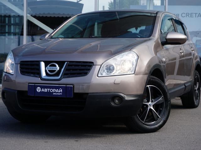 Купить б/у Nissan Qashqai, 2008 год, 115 л.с. в Ульяновске