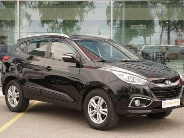 Купить б/у Hyundai ix35, 2015 год, 184 л.с. в России
