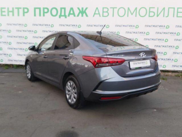 Купить б/у Hyundai Solaris, 2020 год, 123 л.с. в Петрозаводске