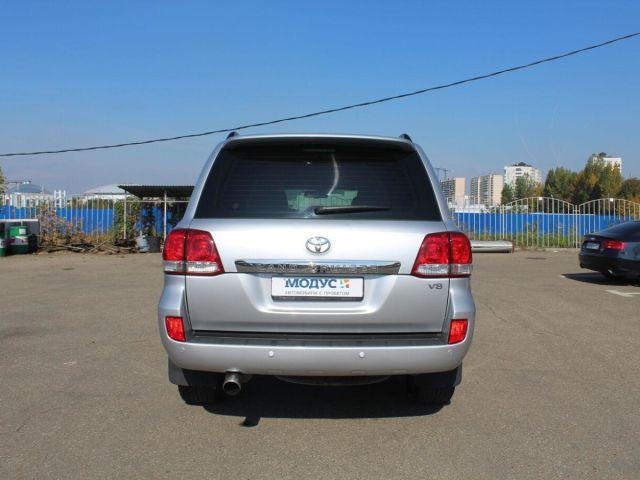Купить б/у Toyota Land Cruiser, 2008 год, 235 л.с. в России