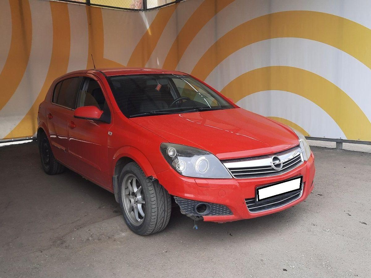 Купить б/у Opel Astra, 2007 год, 105 л.с. в Казани