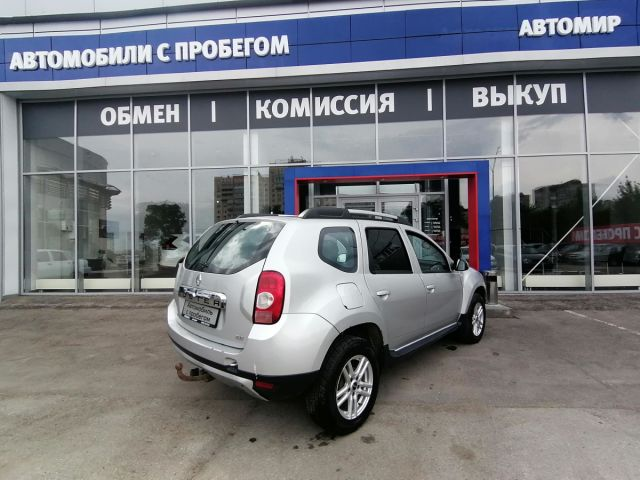 Купить б/у Renault Duster, 2012 год, 135 л.с. в Саратове