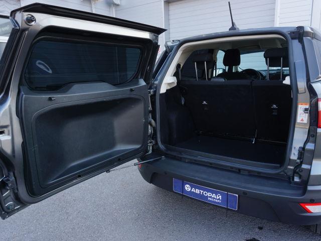 Купить б/у Ford EcoSport, 2018 год, 123 л.с. в Ульяновске