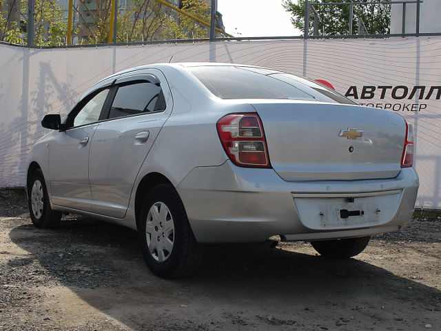 Купить б/у Chevrolet Cobalt, 2013 год, 106 л.с. в Кинеле