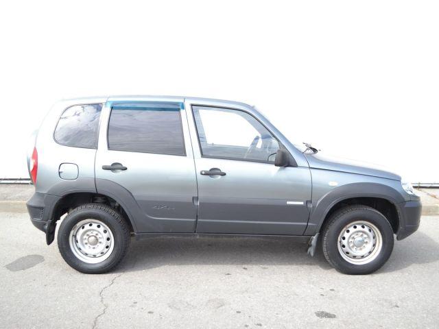 Купить б/у Chevrolet Niva, 2011 год, 80 л.с. в Липецке