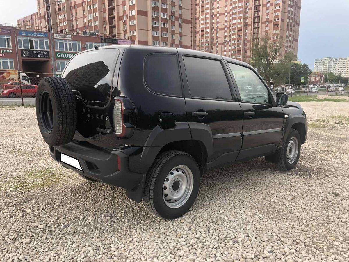 Купить б/у Chevrolet Niva, 2021 год, 80 л.с. в Казани