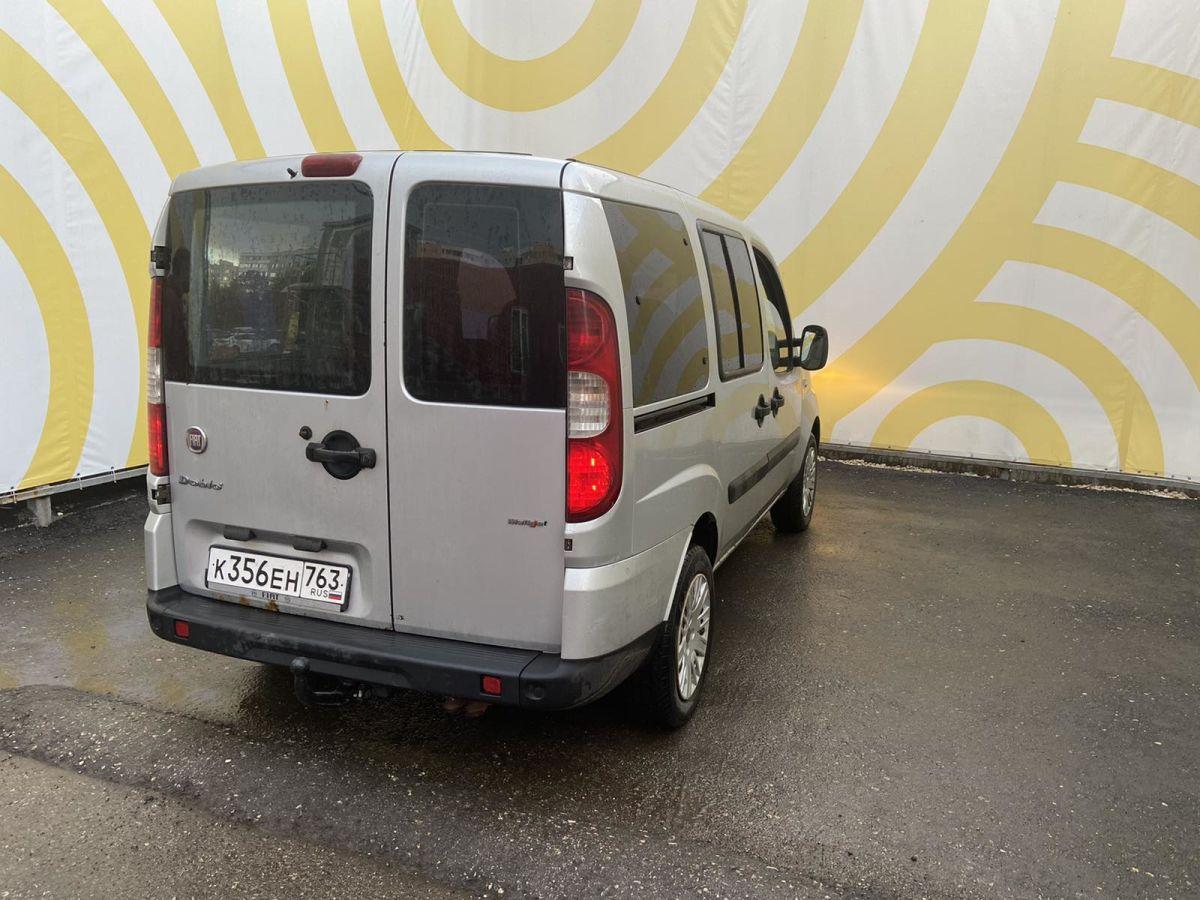 Купить б/у FIAT Doblo, 2009 год, 85 л.с. в Самаре